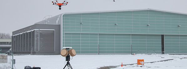 German air navigation service provider and German Armed Forces test anti-drone technology