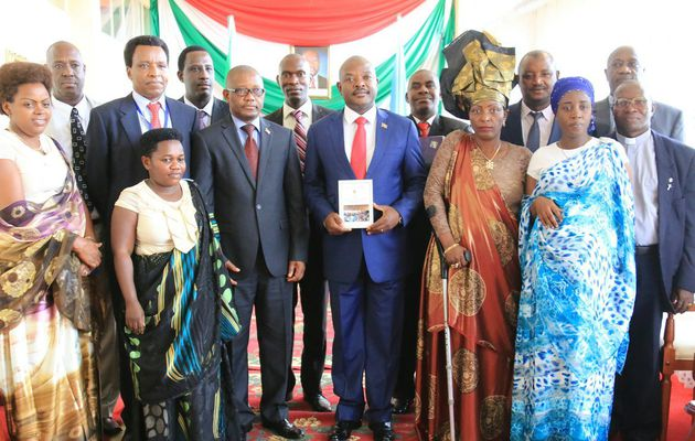Burundi's constitutional referendum: Consolidating the fait accompli in the run-up to the 2020 elections