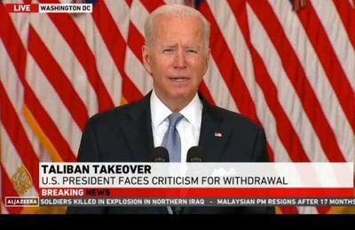 Le PCR et l'Afghanistan : « Biden and Co : des criminels de guerre ? »