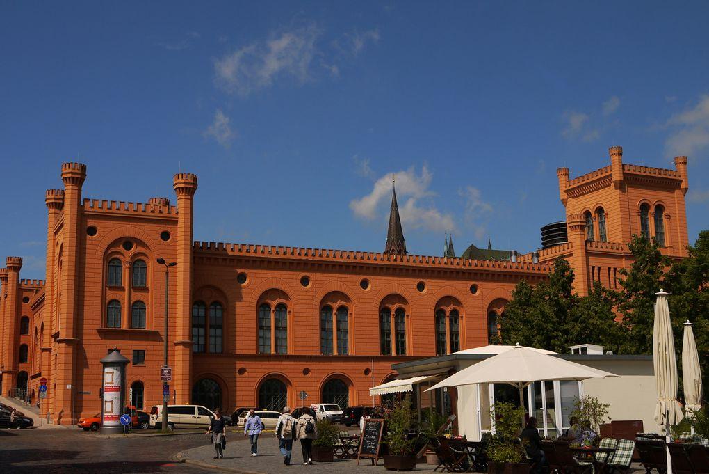 De Kiel à Stralsund en passant par Lübeck et Bintz etc....
