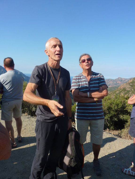 Corse, 10/09/2015  4è jour....
