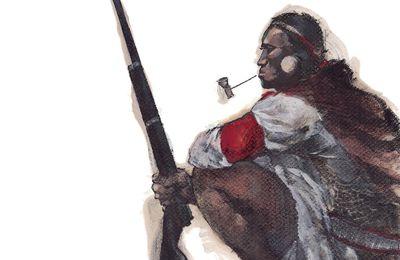 Seediq Bale, les guerriers de l'arc en ciel - Row-Long Chiu