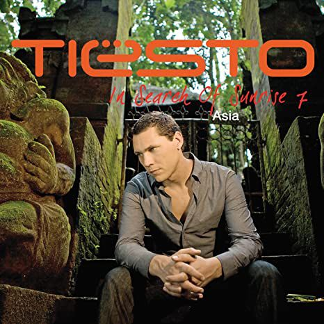Tiësto compilation: In Search of Sunrise 7 mix, tracklist, album, track, sigle, remix, isos 7