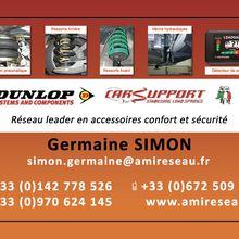AMI Reseau c'est aussi du Conseil et du Service sur les Produits spécifiques : Suspension pneumatique DUNLOP, Suspension à air DUNLOP