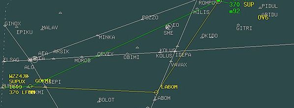 Italian airspace adopts Data-Link