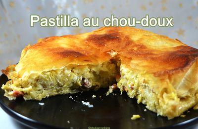 Pastilla au chou-doux
