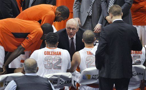 NCAA - 3 Décembre: Syracuse atomise Michigan