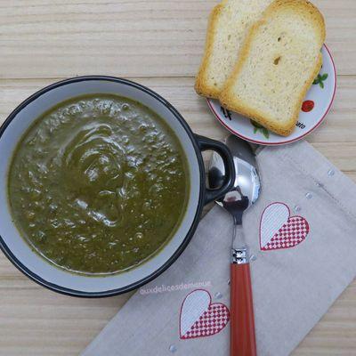 Soupe potiron et courgettes, au Cookéo ou pas