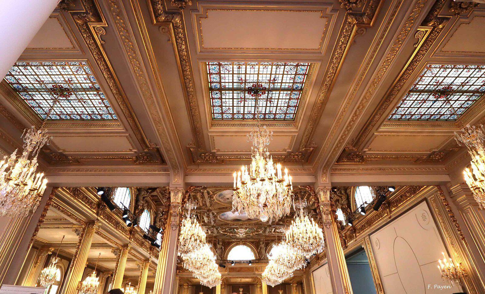 Palais de l'Elysée, salle des fêtes.