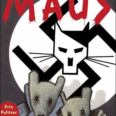"""Fiche d'identité de """"Maus"""" de Art Spiegelman"""