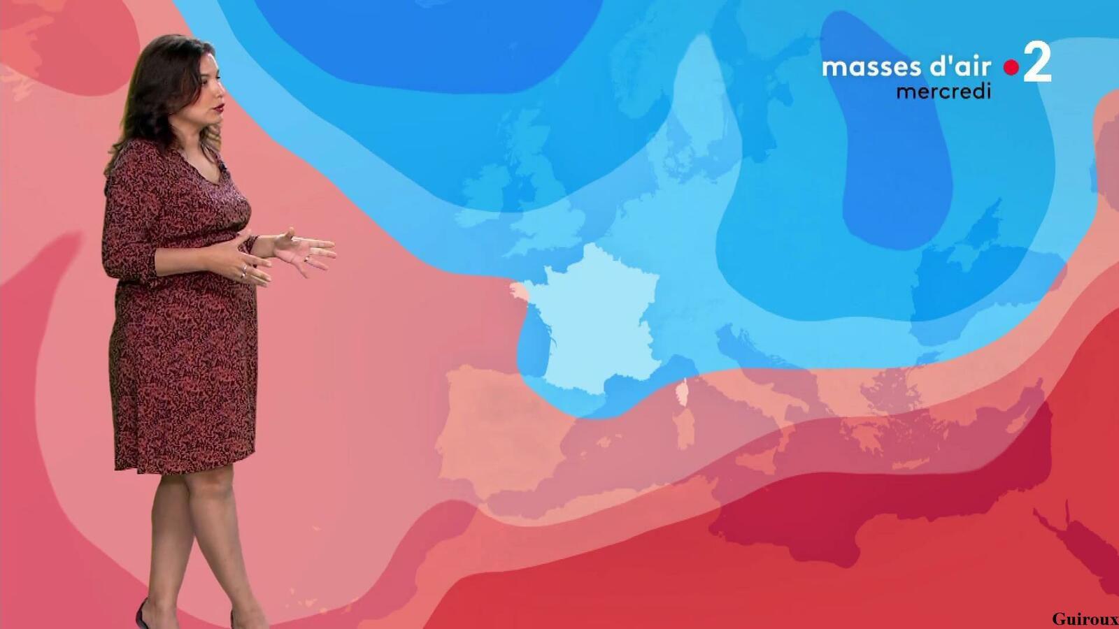 Anaïs Baydemir 18/09/2021 Journal météo du soir