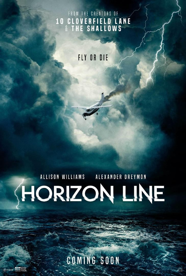 Horizon Line (BANDE-ANNONCE) avec Alexander Dreymon, Allison Williams, Keith David