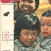 j2 jeunes numero 48 de novembre 1967 - Le blog de m-bd