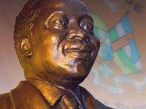 Père de la nation Centrafricaine