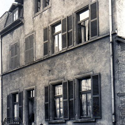 N° 31 rue Poincaré à Algrange - Habitation