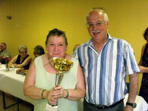 Coupes, médailles, fleurs... à la 83ème exposition avicole à Algrange