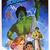 L'INCROYABLE HULK (EPISODE 11) : MARIES / MARRIED - SILVER SCREEN