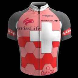 Maillot 9 - SwissLife (SWI)