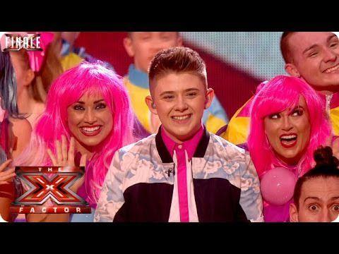 X Factor 10 UK : les performances du trio final hier (Vidéos).