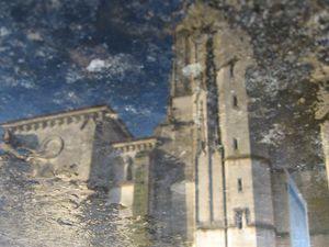 """Vous pouvez retrouver une compilation de ces meilleurs photos sur """" Il était une ville - Saintes """" The Book Edition.  Par contre les deux photos du site de l'abbaye aux Dames sont de ces journées du patrimoine."""