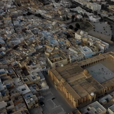 القيروان رابعة الثلاث بين مجد الأمس و ومرارة الحاضر (2012)