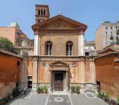 BASILIQUE MINEURE SAINTE PUDENTIENNE (Pudenziana). VIA URBANA A ROME