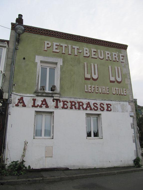Balade à Trentemoult, village de pêcheurs