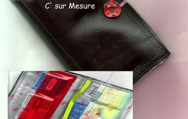 Diy : pochette organisateur d'aiguilles MàC.