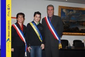 Les photos du Conseil Municipal de jeunes citoyens de La Ciotat - 2008/2010