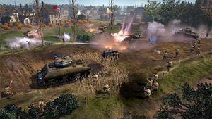 Jeux video: Company of Heroes 2 : The Western Front Armies précommande et gameplay !