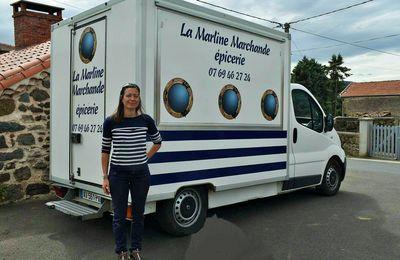 Nouveau : La Marline Marchande - Epicerie ambulante