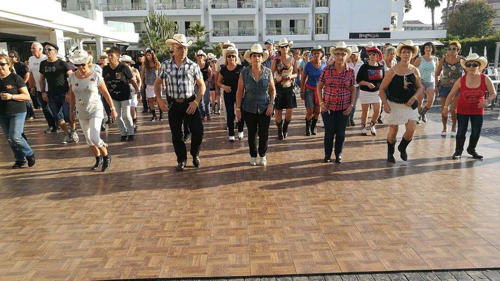 Photos de la derniére journée du festival international de Santa Susanna 27 octobre 2017