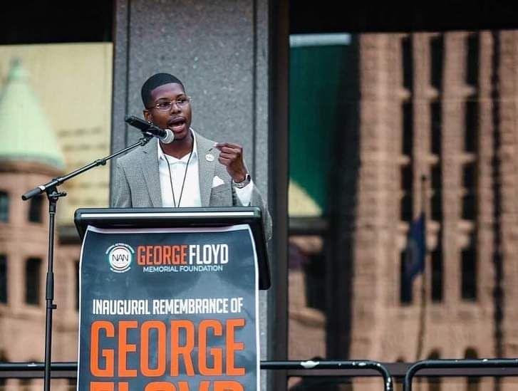 «George FLOYD (1973-2020) un an après : le contraste entre les Etats-Unis et la France» par Amadou Bal BA - http://baamadou.over-blog.fr/