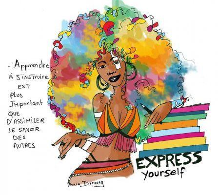 Lyon : Exposition afroféministe : « Je ne suis pas un déguisement »
