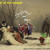Oui, bien sûr, il manque Zorro... - Géhèm, Le temps ne fait rien à l'affaire...