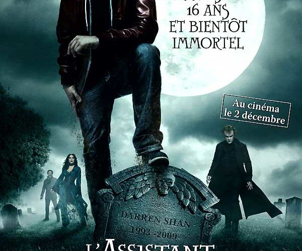 [critique] L'Assistant du Vampire