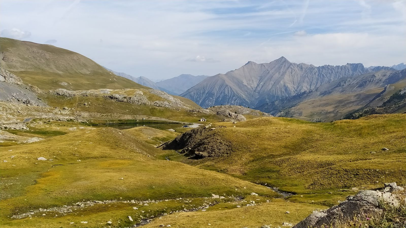 Le Lautaret et La Vallouise
