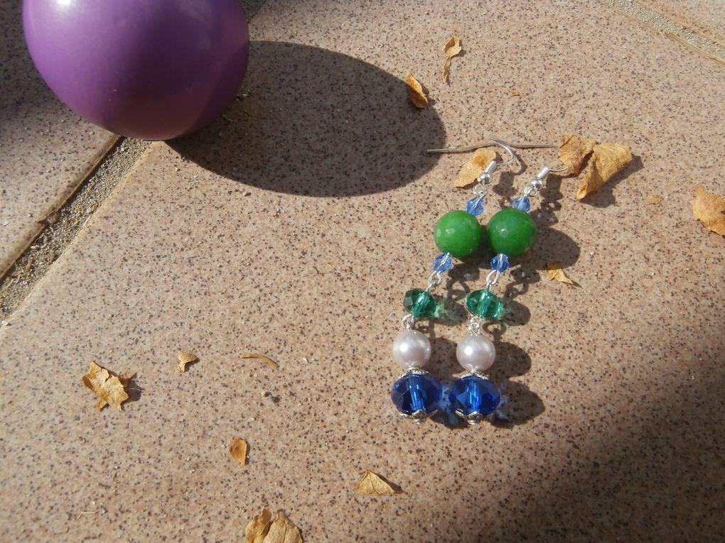 Creazioni FAIRIES FACTORY JEWELS: cristallo, mezzo cristallo, pietre dure, SWAROVSKI ELEMENTS™ rigorosamente NICKEL FREE