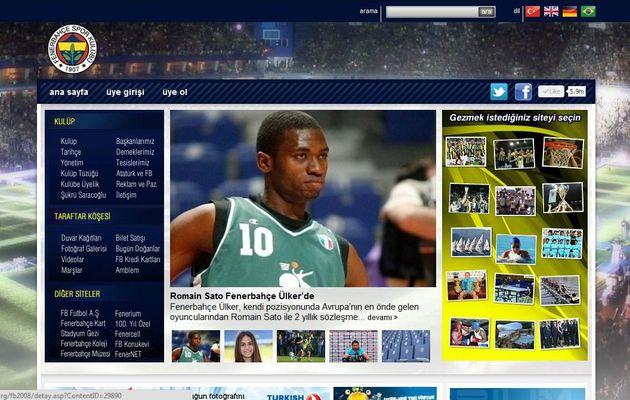 Le Fenerbahçe annonce officiellement Romain SATO