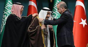Rififi entre le Seoud et le sultan
