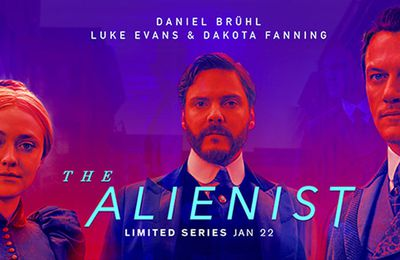 The Alienist (Mini-series, 10 épisodes) : du rififi dans les rues de New York