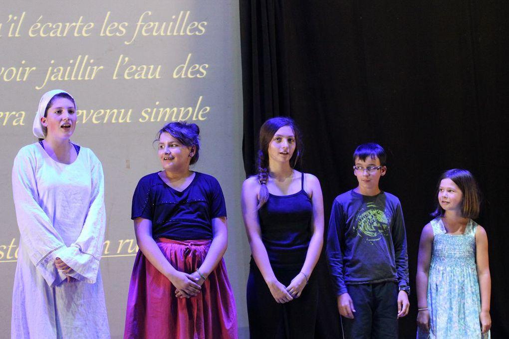""""""" La Coulobre """" Côté Jardin 2015"""