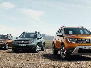 Nouveau Dacia Duster...les commandes sont ouvertes!