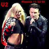 U2 -Elevation Tour -23/11/2001 -Phoenix -USA -America West Arena - U2 BLOG