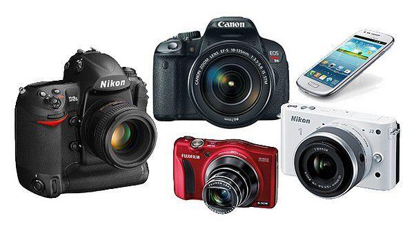 Conseils achat : comment choisir un appareil photo? Pour quel usage?