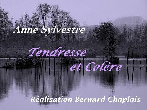 Anne Sylvestre - Tendresse et Colère