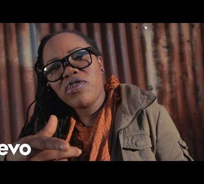 Femme artiste Reggae - QUEEN IFRICA - Tyad A Dah Sumn Yah
