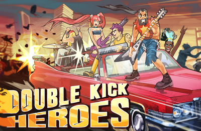 [PREVIEW] EARLY ACCESS de DOUBLE KICK HEROES PC