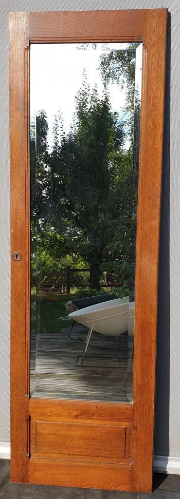 Miroir de porte Art Déco 1930 - 40 euros