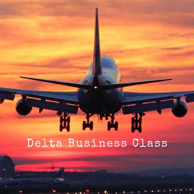 Grab Cut-Price Fares On Delta  Business Class Flights!